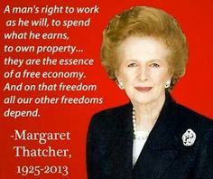 Right Wing Art - Image - Margaret Thatcher - Defender of Liberty We The People, Good People, Amazing People, The Iron Lady, Margaret Thatcher, My Point Of View, Any Job, Coal Mining, Great Leaders