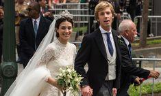 Royal wedding: Prince Christian of Hanover, Alessandra de Osma marry in Peru