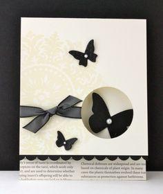 Medallion and Butterflies