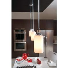 Shop for Englehorn 1-light Chrome/ Etched Glass Mini-pendant. Get free shipping at Overstock.com - Your Online Home Decor Outlet Store! Get 5% in rewards with Club O!