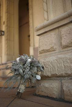 Woodsy Organic Bouquet - stephanieasmith.com
