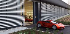 McLaren Production Centre, Woking by Foster + Partners