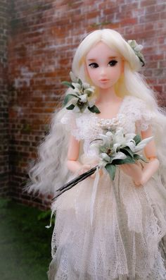 Custom momoko doll
