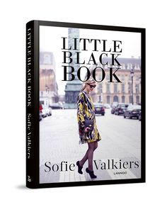 Little Black Book by Sofie Valkiers | Fashionata: fashion, beauty and lifestyle at your fingertip