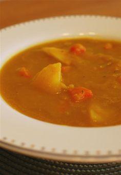 vegie soup, slimming world
