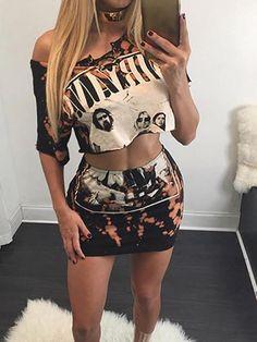 41b73c729f7 Shop Stylish Vest Crop Top Skirt Suit Sets – Discover sexy women fashion at  IVRose