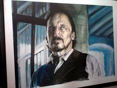 Jerome Flynn (Ripper Street) par Val (L'Atelier des Jumelles - PAR VALERIE)
