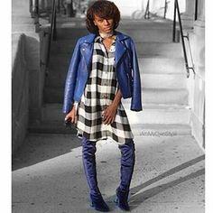 naturalsistersalon#regram @iammyownstyle rocking her #NewDu by @egyptbuck. #fab Follow her for style inspiration