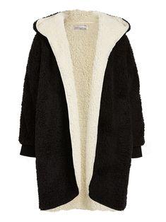 Furry Fleece Gown | Peter Alexander