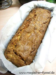 Resteverwertung: Black Banana Cake