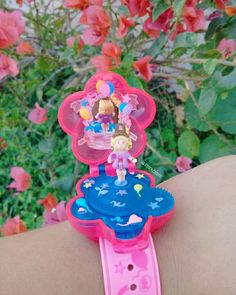 Carnival Queen 1996 Polly Pocket World, Toy Containers, Poly Pocket, All Things Cute, Dove Cameron, 90s Kids, Doll Toys, Vintage Toys, Ariel
