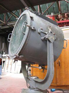 Huge Industrial Lamp