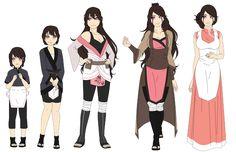 Naruto Rpc: Kairi Hirosa Timeline(Outdated) by xZom-Zom Naruko Uzumaki, Narusaku, Naruto Shippuden, Boruto, Hinata Hyuga, Air Gear Characters, Naruto Oc Characters, Naruto Run, Naruto Girls