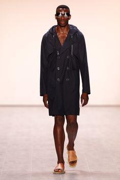 ANDY WOLF x JULIAN ZIGERLI / LIFE IS ONE OF THE HARDEST / SPRING/SUMMER 2015 / MENSWEAR / EYEWEAR / SUNGLASSES / COOPERATION / EYEWEAR / BERLIN / FASHION WEEK Andy Wolf, Mercedes Benz, Berlin Fashion, Spring Summer 2015, Eyewear, Raincoat, Shirt Dress, Sunglasses, Jackets