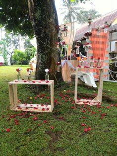 Upcycle decoration