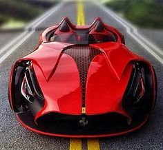 Electric Ferrari | Flickr - Photo Sharing!