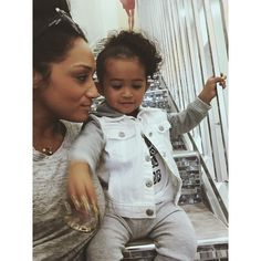 Royalty Chris Brown Daughter and Mom