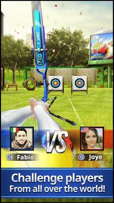 Archery King v1.0.9.1 [Mods] Apk Mod  Data http://www.faridgames.tk/2017/03/archery-king-v1091-mods-apk-mod-data.html