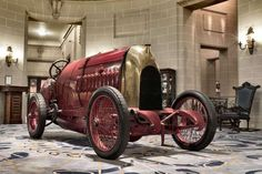 The Beast of Turin 1911 Fiat S76
