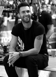 Adam Levine ~ THANK YOU LORD!