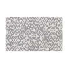Dove Luce Ikat Fabric (madelineweinrib)