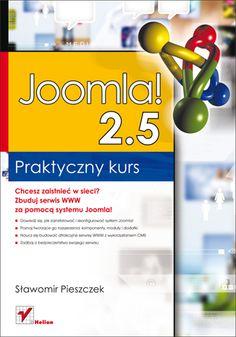 """""""Joomla! 2.5. Praktyczny kurs""""  #helion #ksiazka #IT #informatyka #joomla"""