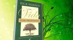 Deus tem um propósito pra a tua vida. Dica: Leia este livro! :)