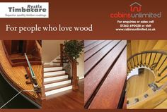 Cabins Unlimited are a UK Distributor or one of the best wood treatment coatings available.  For interior and exterior wood this product will protect your wood for years.
