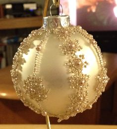 Wedding ornament