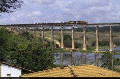 Foto RailPictures.Net: EFC 853 EFC - Estrada de Ferro Carajás GE C44-9WM (Travessão 9-44CW-M) em Açailândia, Maranhão, Brasil por Cristiano Oliveira