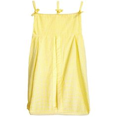 Seed Sprout Basics Gingham Diaper Stacker, Yellow - $8 Walmart