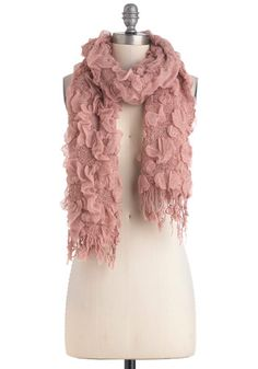 Trail to the Willow Tree Scarf, #ModCloth