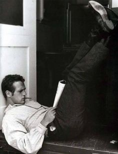 """""""If you don't have enemies, you don't have character."""" - Paul Newman. Indeed."""