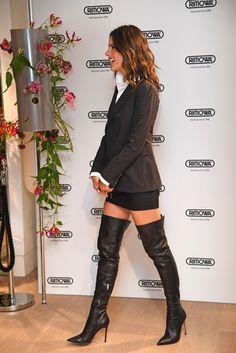 Alessandra Ambrosio attends Rimowa London Concept store VIP Press launch