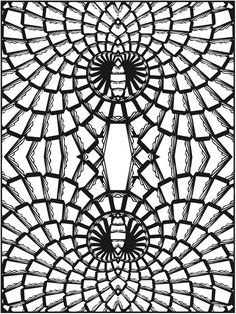 Welcome To Dover Publications Creative Haven Insanely Intricate Phenomenal Fractals Coloring Book By Javier Agredo Mary Pic
