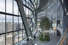 The Bow | Projects | Foster + Partners