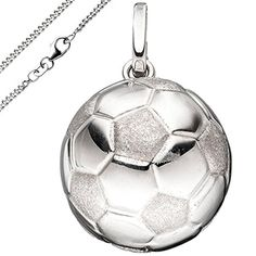 Jewelry Set Football Partly Matted 1 Curb Chain 925 Silver Necklace for sale Panzer, 925 Silver, Christmas Bulbs, Jewelry Watches, Ebay, Pendant Necklace, Medium, Watches, Fashion Women