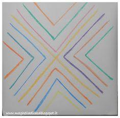 """"""" Da noi i maestri non si devono accontentare che i bambini sappiano disegnare   un cerchio, un quadrato ed un triangolo. I nostri bamb..."""
