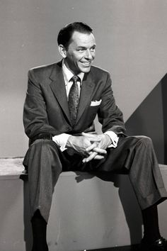 "Frank Sinatra - ""Most Stylish Men of the 1950s - GQ.co.uk"""