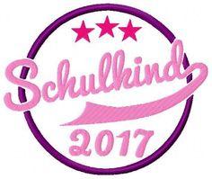 Schulkind 2017 13x18 *Freebie*