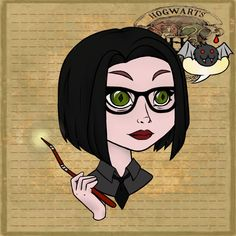 Avatar Maker Girl Snape