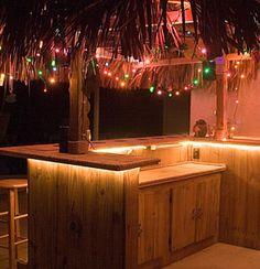 build your own tiki bar AKA Nittibar