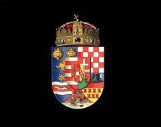 Magyar Királyság címerpajzsa.