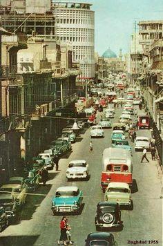 بغداد 1958