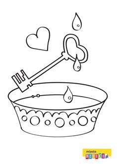 dekoracje na andrzejki w szkole - Szukaj w Google Fall Coloring Pages, Montessori, Stencils, Diy And Crafts, Place Card Holders, Education, Halloween, Poland, Advent