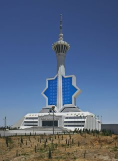 Architecture on Steroids in a Post-Soviet World