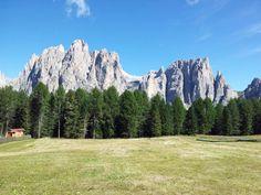 Dolomites (Alpes - Fassa Valley)