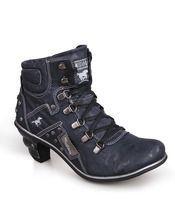 Dámske čižmy nízke MUSTANG shoes 27C-069 Vel 36