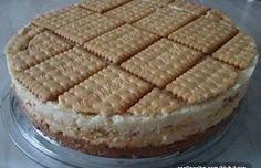Recepti i Ideje Jednostavne Torte, Brze Torte, Kolaci I Torte, Fancy Desserts, Sweet Desserts, No Bake Desserts, Delicious Desserts, Yummy Food, Easy Cake Recipes