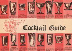 cocktail placemat. craftypantscarol.blogspot.com